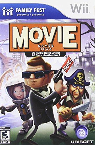 Family Fun Fest Movie Game – Nintendo Wii