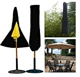 MD Group Garden Umbrella Parasol Cover Zipper Waterproof Outdoor Yard Umbrella Accessories