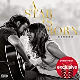 LADY GAGA & BRADLEY COOPER A Star Is Born SOUNDTRACK TARGET LIMITED EDITION CD with POSTER package.