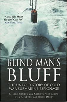 Book Blind Mans Bluff: The Untold Story of Cold War Submarine Espionage