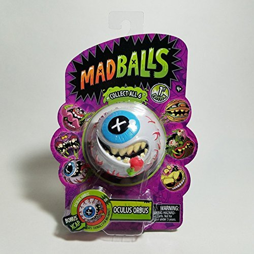 American Greetings - Madballs OCULUS ORBUS 1st Edition from Just Play