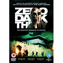 Zero Dark Thirty [Region 2 Formatted DVD) (NOT Compatible With Players In USA/Canada) by Noomi Rapace