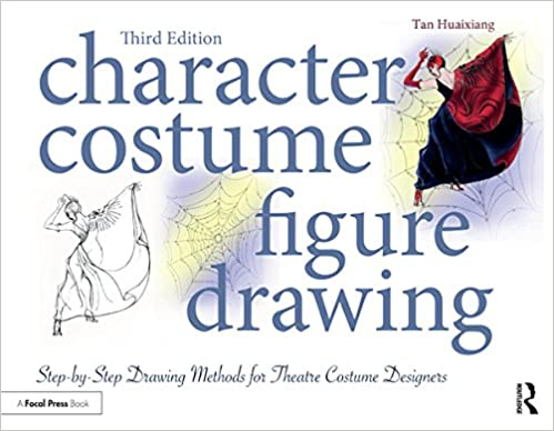 Amazon com: Character Costume Figure Drawing: Step-by-Step