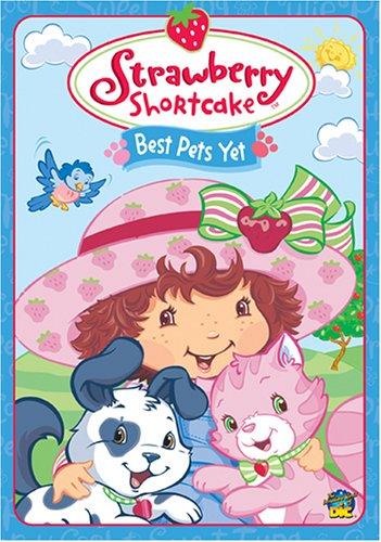 Strawberry Shortcake - Best Pets -