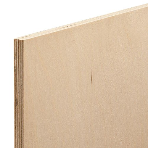 Single Piece of Baltic Birch Plywood, 12mm - 1/2