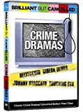 Brilliant But Cancelled - Crime Dramas (Delvecchio/ Gideon Oliver/ Johnny Staccato/ Touching Evil)