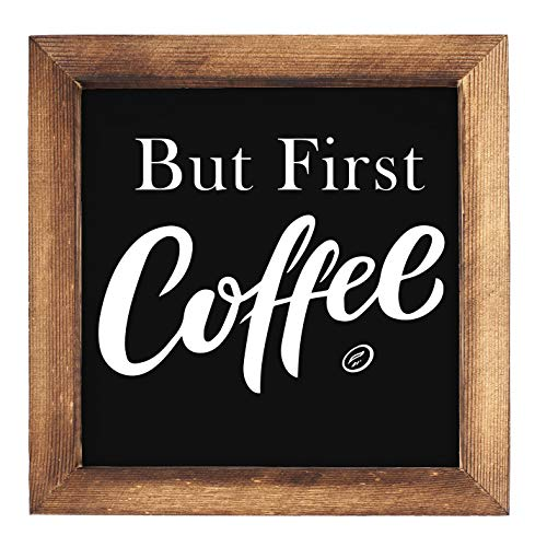 coffee sign black - 7