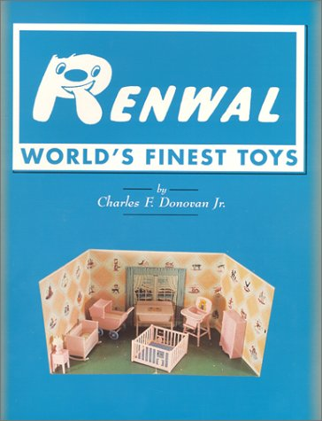 World Antique Toy - Renwal World's Finest Toys