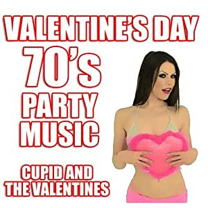 Valentine's Day 70's Party Music