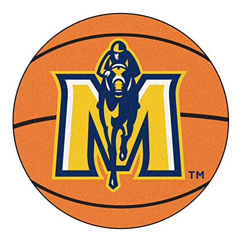 Fan Mats Murray State University Basketball Area Rug ()