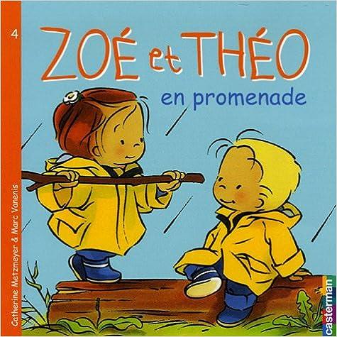 Livres gratuits Zoé et Théo en promenade pdf ebook