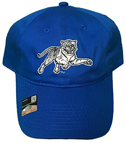 NEW! Jackson State University Tigers Adjustable Snap Back Hat Embroidered Cap