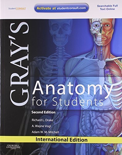 Gray's Anatomy for Students 2nd edition by Richard L. Drake (2009) Paperback
