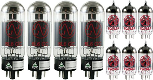 Tube Complement for Peavey 6505+ PLUS, JJ brand by AP Tubesets