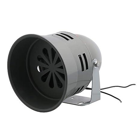 Yibuy - Timbre de Alarma de Sonido de Motor de 120 dB para ...