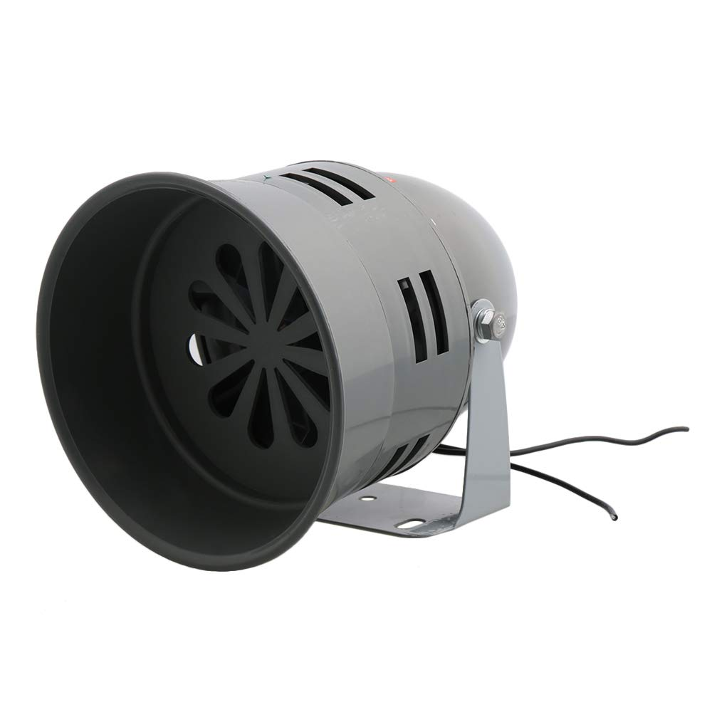 Yibuy Industrial Tool Motor Sound Alarm Big Sound Alarm Bell AC110V MS-290