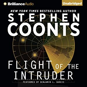 Flight of the Intruder Audiobook