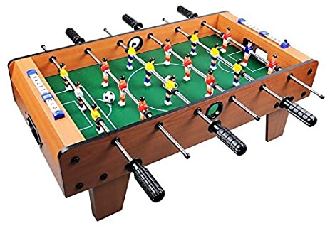 Superb 27u0026quot; Soccer Foosball Table Portable Game Table For All The Family