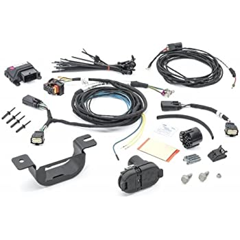 amazon com mopar 82215896 trailer tow wiring harness jeep wrangler rh amazon com jeep patriot trailer wiring harness installation jeep patriot tow wiring harness