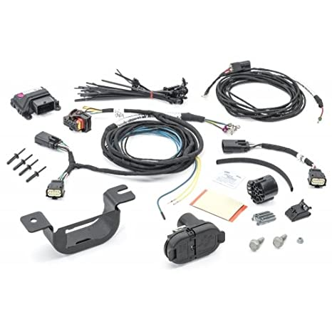 mopar 82215896 trailer tow wiring harness jeep wrangler Gauges for Jeep