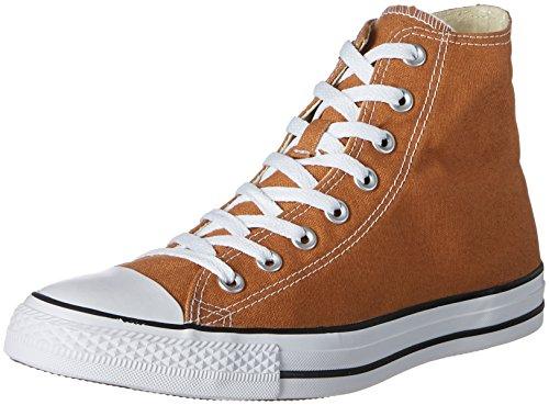 Converse Unisex-Erwachsene Chuck Taylor All Star Hohe Sneaker Braun (Raw Sugar)