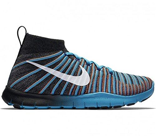 6ccd0fe296ee Galleon - Nike Mens Free TR Force Flyknit Running Shoes (chlorine Blue