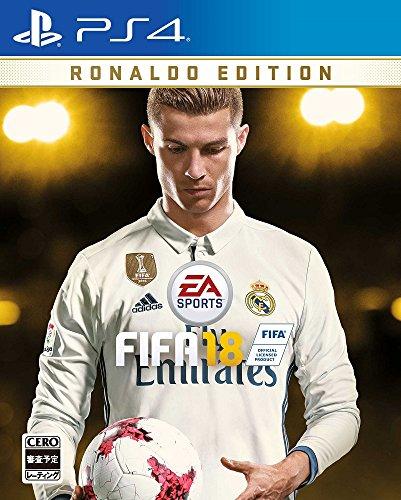 FIFA18 RONALDO EDITIONの商品画像