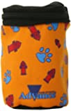 Coastal Pet Products DCP8005 Advance Waste Bag Dispenser, 3 by 2-Inch, Orange Fire Hydrant