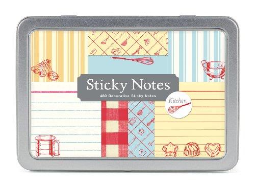 - Cavallini Sticky Notes Kitchen