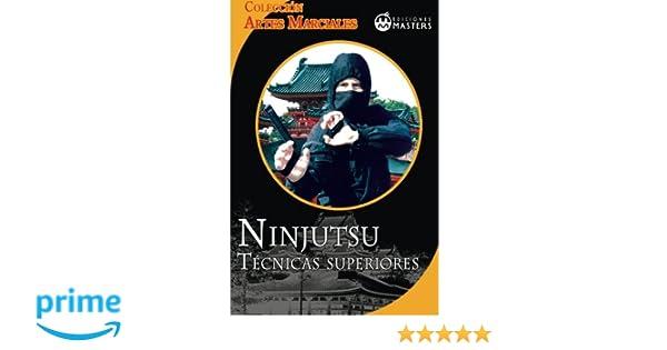 Ninjutsu: Tecnicas superiores: Amazon.es: Adolfo Perez ...