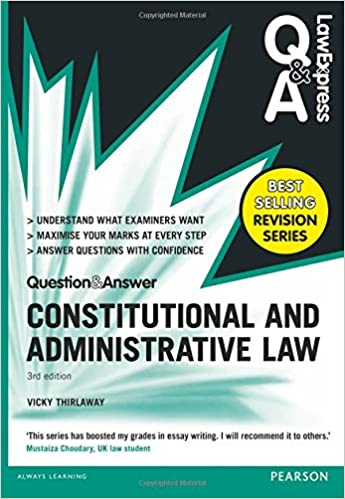 explain constitutional and administrative law.