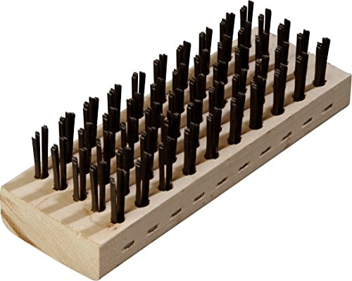 Carlisle 4578100 Brush with Steel Bristles, 7-3/4