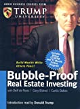 img - for Bubble-Proof Real Estate Investing (Audio Business Course) book / textbook / text book