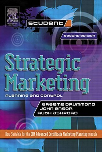 Strategic Marketing: Planning and Control, Second Edition (Chartered Institute of Marketing) by Graeme Drummond - Ashford Shopping Mall