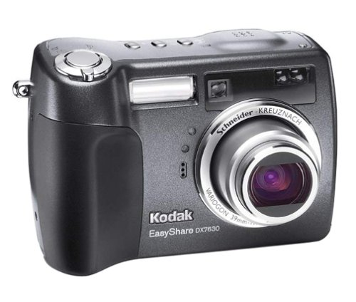 Kodak Easyshare DX7630 6 MP Digital Camera with 3xOptical Zoom (OLD MODEL)