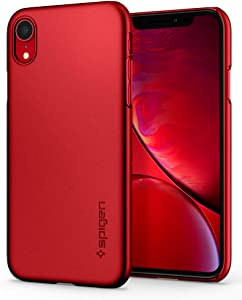 Spigen Thin Fit Designed for Apple iPhone XR Case (2018) - Red