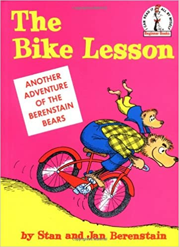 Amazon.com: The Bike Lesson (9780394800363): Stan Berenstain, Jan ...