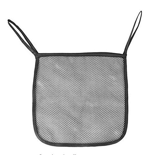 Deanyi Filet Sac Accroché 30 x 30cm pour Poussette - Noir produits Pour Bébés/Maison