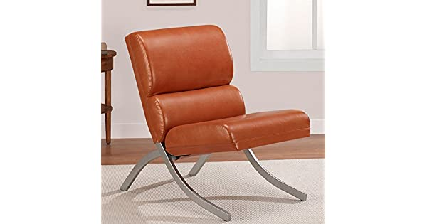Amazon.com: Moderna silla de piel en condiciones de ...