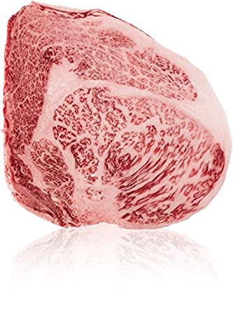 Berühmt Original Kobe Entrecôte Steak aus Japan (Ribeye, 500g): Amazon.de @WW_33