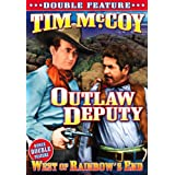 McCoy, Tim Double Feature: Outlaw Deputy (1935) / West of Rainbows End