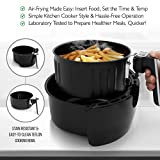 NutriChef Hot Air Fryer Oven - w/Digital