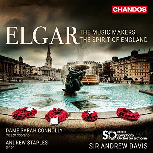 Digital Booklet: Elgar: The Music Makers, Op. 69 & The Spirit of England, Op. 80
