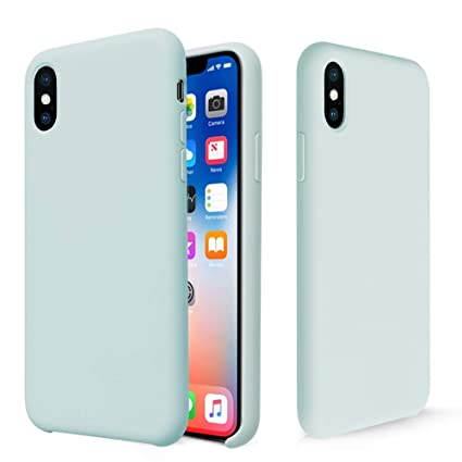 Funda iPhone Xs, iPhone X Fuleadture [Compatible con Carga ...