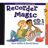Recorder Magic: CD 1 For Books 1-2