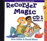 Recorder Magic: CD 1 For Books 1-2