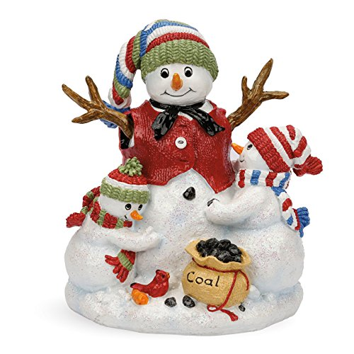 Making Friends Snowman Collection, Musical Figurine