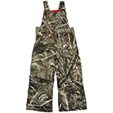 Infant/Toddler Insulated Snow Bib Overalls Realtree Max Camo, 3T