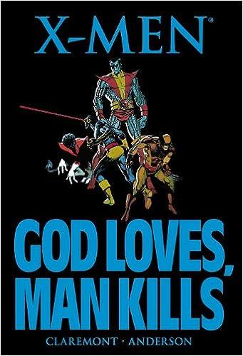 6- مردان اکس : خدا عشق می ورزد ، انسان میکشد - بهترین کمیک های تاریخ