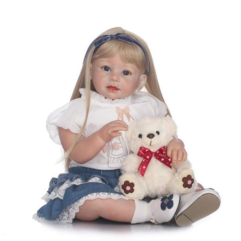 salida para la venta ZMH ZMH ZMH 70 cm Realista renacido muñeca niño pequeño Vinilo de Silicona Suave Toque Suave 28 Pulgadas Regalo de los niños  Todos los productos obtienen hasta un 34% de descuento.